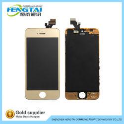 24Кт Gold системной платы для iPhone ЖК-дисплей в сборе для iPhone 5s, Оптовая продажа запасных частей для мобильного телефона