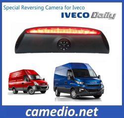 2015 Nuevo CMOS CCD a color de la luz de freno tercera cámara de marcha atrás para Iveco
