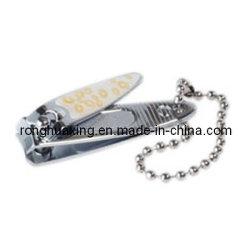 N-603ABC FDA Baby Nail Clipper mit Nail File und Chain
