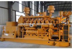 ロシアNatural Gas Generatorで熱いSelling 1MW Gas Generator 1000kw/1250kVA 500kw/625kVA