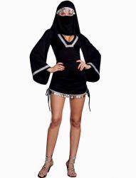 Het geheimzinnige Kostuum van de Lingerie van het Genie