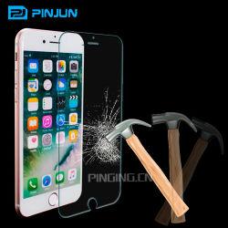 9h жесткость подвижного ограждения закаленное стекло защитный экран для iPhone Xs X 8 7 Plus