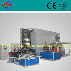 Máquina de fazer do cone de papel automático para os produtos têxteis