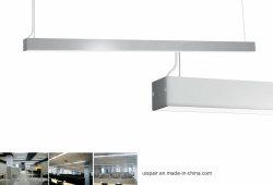 Uispair bureau moderne de l'intérieur du tube de poignée de commande de l'éclairage LED