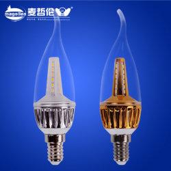Luz da vela do diodo emissor de luz