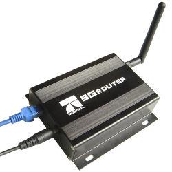 Два разъема RJ45 3G HSUPA маршрутизатор с функцией автоматического набора номера