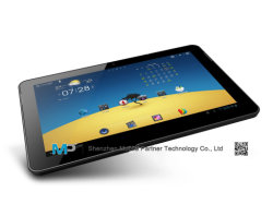 10.1 Zoll androides 1024*600, multi Note, kapazitive Schirm WiFi +Dual Kameras verdoppeln Kern-Tablette PC Android in mir
