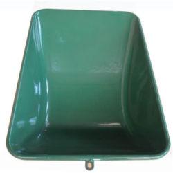 58Л Окрашенная сталь Wheelbarrow ковша