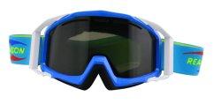 Reanson Moto occhiali da bici DiRT Occhiali da bici Occhiali da motocross antivento Dustproof Occhiali protettivi antigraffio