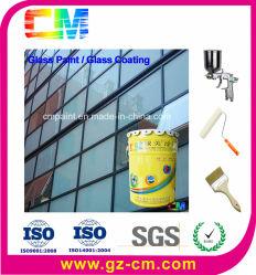 Pintura de cristal líquido Basead agua UV Spray revestimiento de vidrio