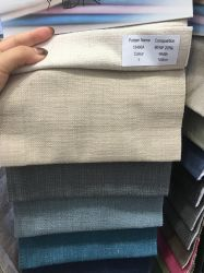 Stof de van uitstekende kwaliteit van de Polyester van 100% voor Bank/Gordijn