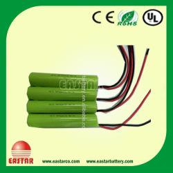Navulbare Battery, Ni-MH Battery, 2/3AAA 300mAh