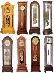 Staand horloge/de Klok van de Vloer