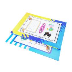좋은 덮개와 고품질 학생 PVC 재킷 Softcover 노트북