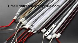 Elemento de aquecimento elétrico emissor infravermelho de quartzo de carbono do tubo de Aquecimento lâmpada halógena infravermelha Substituição da Lâmpada de infravermelhos para Pet soprando ou Imprimir