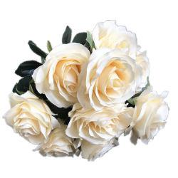 Se levanta en caliente para la boda de Flores Artificiales hogar decoración del partido de San Valentín regalo