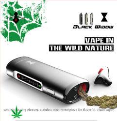 Commerce de gros Alibaba vaporisateur d'herbes sèches E cigarette Kingtons Black Widow Original à partir de