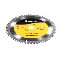 230mm 9 polegadas de alto desempenho para circular de Diamante de corte de madeira Tct a lâmina da serra