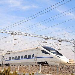 Draad van het Staal van het Koper van 40% IACS de Beklede voor de Kabel van de Spoorweg