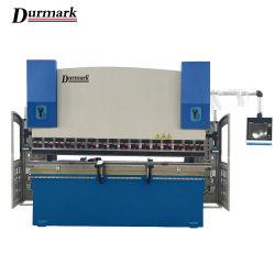Hidráulico hidráulico Servo CNC plancha de acero inoxidable Nc prensa de doblado de chapa de acero doblado plegado de la máquina