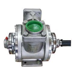 المضخة الدوارة لمضخة البنزين الخافضة ذات الريشة/مضخة تشغيل السير الدوارة yb-80