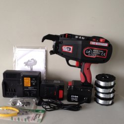 Rebar-bundel Construction Motor Tier hand Tool kW roestvrij staal Automatische Rebar-bindmachine