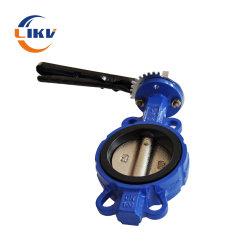 중국 공급사 Gear에서 밀봉한 청동 우퍼 버터플라이 밸브
