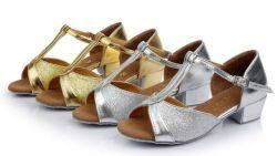 Zapatos de Baile estándar nacional de zapatos de baile latinopara niñas