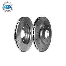 ISO/TS16949 Máquina CNC titulados Autopeças do disco de travão dianteiro