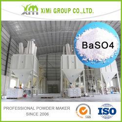 Het industriële Sulfaat van het Barium van het Bariet van de Rang Baso4 Anorganische Chemische Natuurlijke