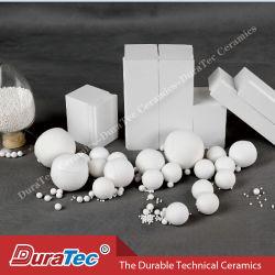高密度92か95% Al2O3のボールミルのための20mmから70mmのアルミナの陶磁器の粉砕の球