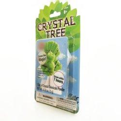 Árbol de la magia de los niños cada vez más creativo Decuational Crystal bricolaje juguete de plástico