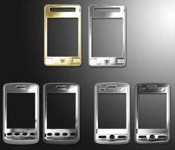 Mecanizado CNC Fundición de aleación de aluminio Caja de teléfono móvil