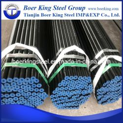 Usine DIN17175/ASTM A106/A53 gr. B /DIN 1626 Ms Tuyau en acier au carbone sans soudure pour système de lutte contre les incendies sprinkleur