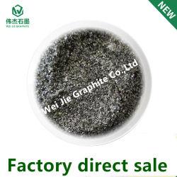 una polvere del grafite in scaglie usata specialmente per il raffreddamento dei materiali