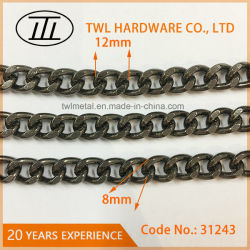 Sac de lourdes chaînes de fer d'accessoires