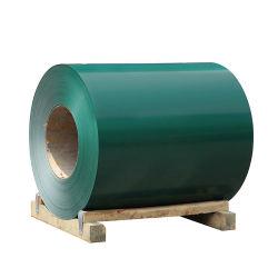Ral 가늠자 PPGI 색깔은 지붕용 자재를 위한 직류 전기를 통한 강철 코일을 입혔다