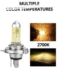 도매 제논 조명 자동 램프 오토바이 안개등 H4 H7 HS1 헤드 램프