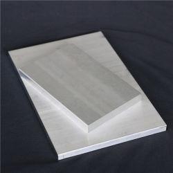 LED personalizados Perfil extrusão do alumínio extrudido de alumínio fina placa plana/folha/Haste/Bar