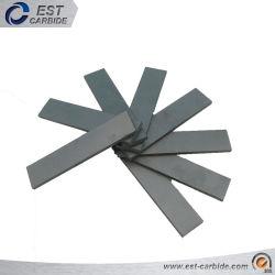 Tunsten tiras de carboneto de faixa de carboneto de tungsténio carboneto de tungsténio Flats