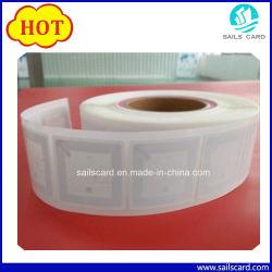 Offre une excellente qualité d'usine blanc ou étiquette RFID imprimables