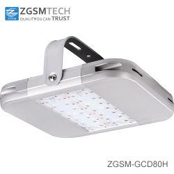 مصباح LED عالي Bay مقاوم للمياه IP66 بقدرة 80 واط لتوفير الطاقة