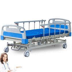 Blocco per grafici elettrico del metallo della base della strumentazione del letto di ospedale