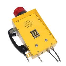Téléphone SIP Joiwo Téléphone résistant aux intempéries