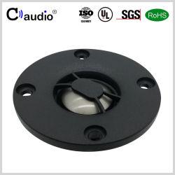 25mm 65mm CR Châssis plastique Neo aimant Tweeter à dôme de pilote professionnel de titane mini Loud Pro Audio Active PA L'orateur