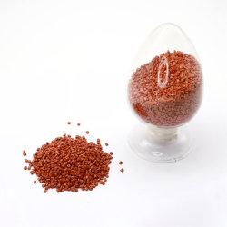 ABS arancione della Cina di alta qualità, pp, PE, PS, asse, animale domestico, PA, plastica Masterbatch di colore del granello del pigmento del PC