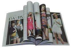 طباعة مخصصة على ورق الفن من Offset، مجلة كتالوج الألوان الكاملة
