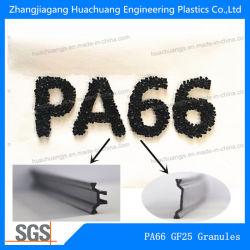 Nylon renforcé de PA6 GF25 granulés pour Les plastiques techniques
