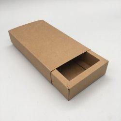 هدية يعبّئ صناديق ورقة رخيصة سعر جملة [كرافت] ورقة صندوق