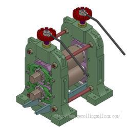 machine de formage à chaud en acier CNC laminoir pour barres d'armature de bande